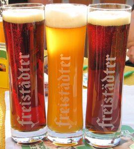 Freistätter Bier