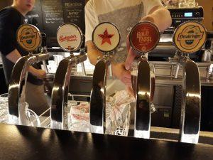 Bier-Lokal in St. Pölten